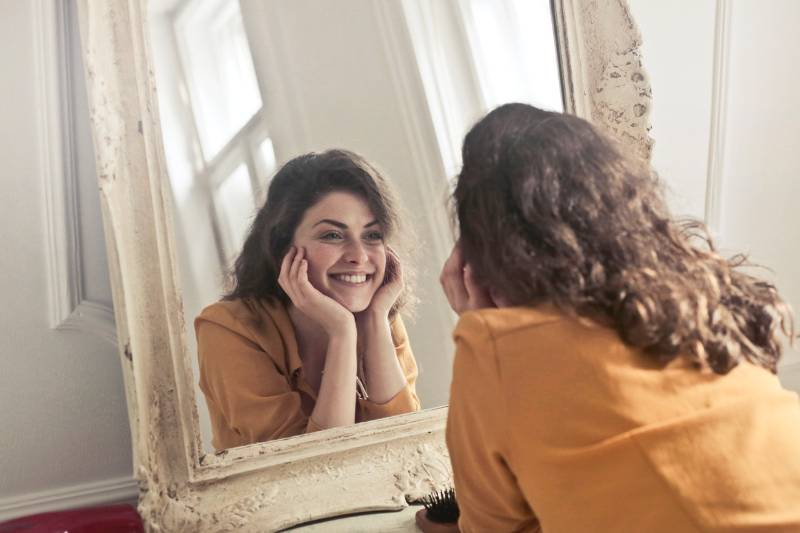 disminuir estrés actitud positiva